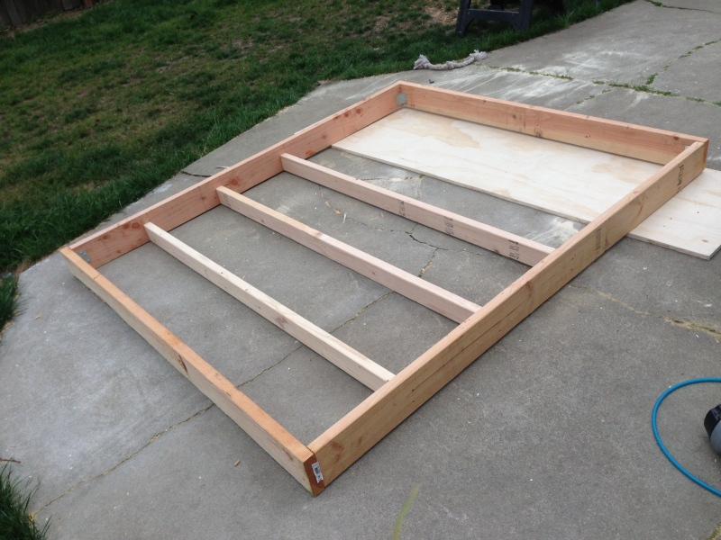 california king bed frame with drawers plans « plain30qkb