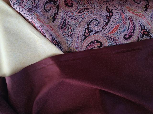 Fabric. check.
